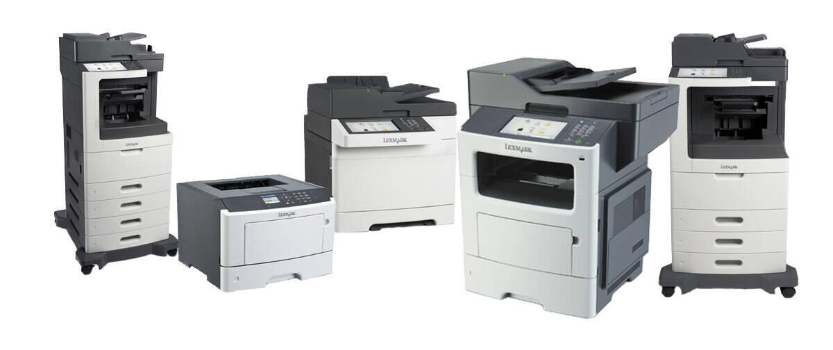 lexmark printers, lexmark copiers, lexmark printer scanner copier
